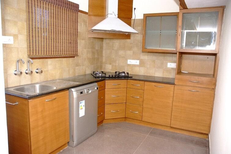 Deep in the Woods by Naushad Modular-kitchen Modern | Interior Design Photos & Ideas