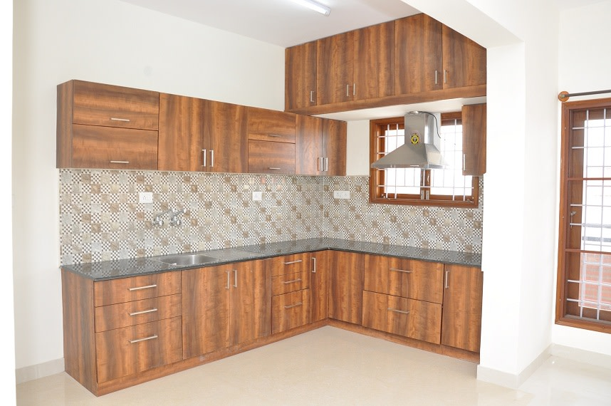 The Chef Corner by Naushad Modular-kitchen Modern | Interior Design Photos & Ideas