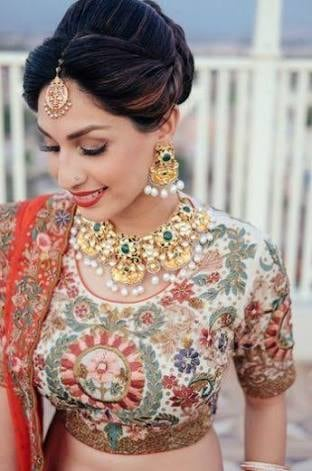 Mesmerising beauty! by Harleen Kaur Bridal-makeup | Weddings Photos & Ideas