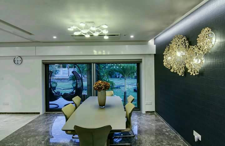 Majestic And Opulent Meeting Room by Shyam Kumar M  Contemporary | Interior Design Photos & Ideas