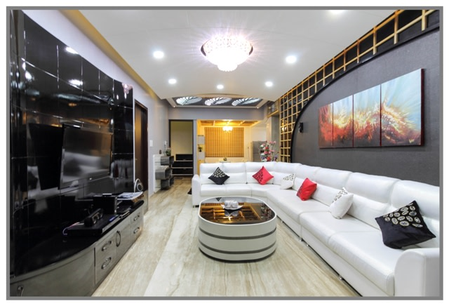 Notched Up Luxury by Imtiyaz Khan Contemporary | Interior Design Photos & Ideas