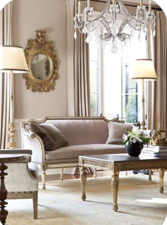 Vintage living room by Dollye Vasu Vintage Contemporary | Interior Design Photos & Ideas