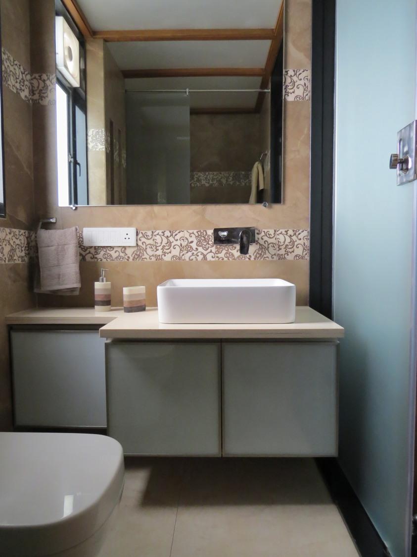 A Modern Contemporary Bathroom by I Cube Design Modern Contemporary | Interior Design Photos & Ideas