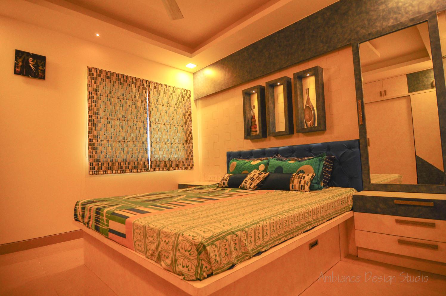 Royal Bliss by Manasa Bharadwaj Bedroom Contemporary   Interior Design Photos & Ideas