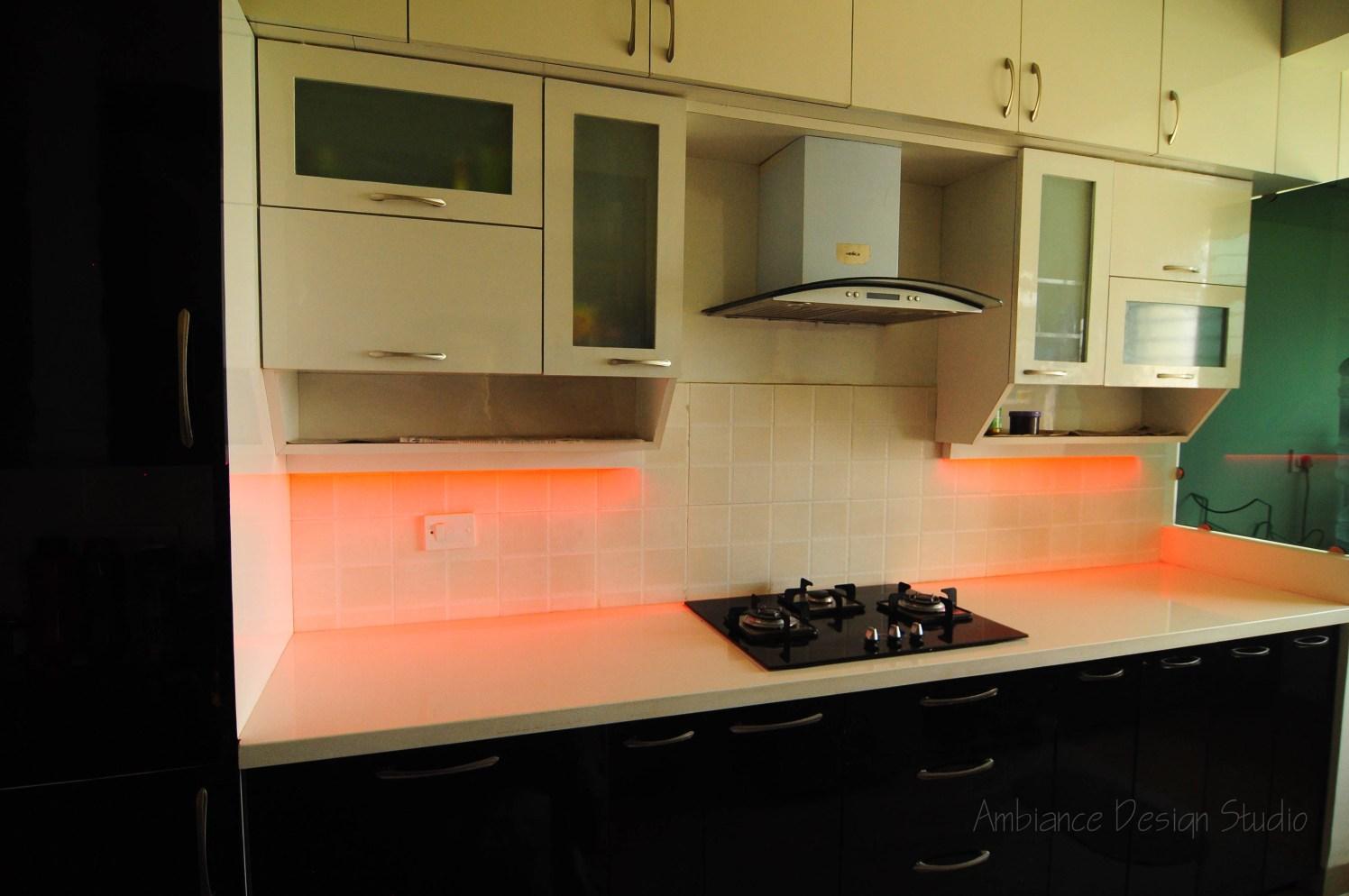 Cook In Style by Manasa Bharadwaj Modular-kitchen Modern   Interior Design Photos & Ideas