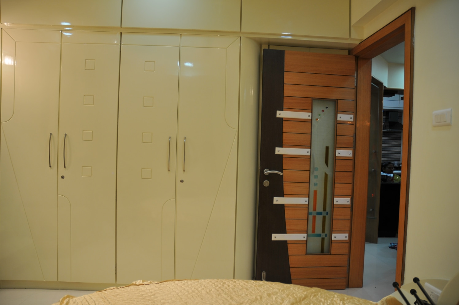 Modern  Closet by Bhavin Shah Modern Contemporary   Interior Design Photos & Ideas