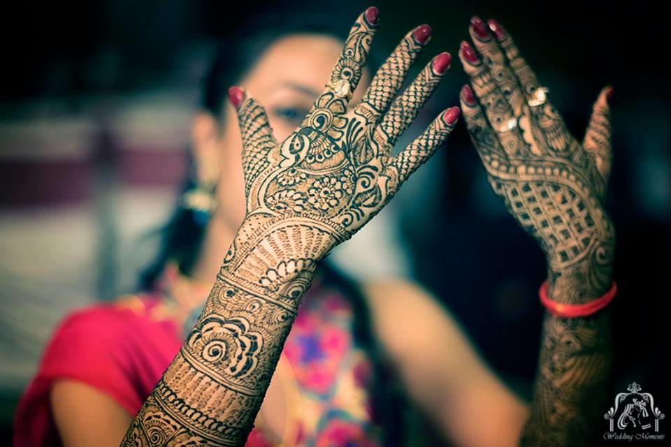 Heena smeared by Wedding Moments Wedding-photography | Weddings Photos & Ideas