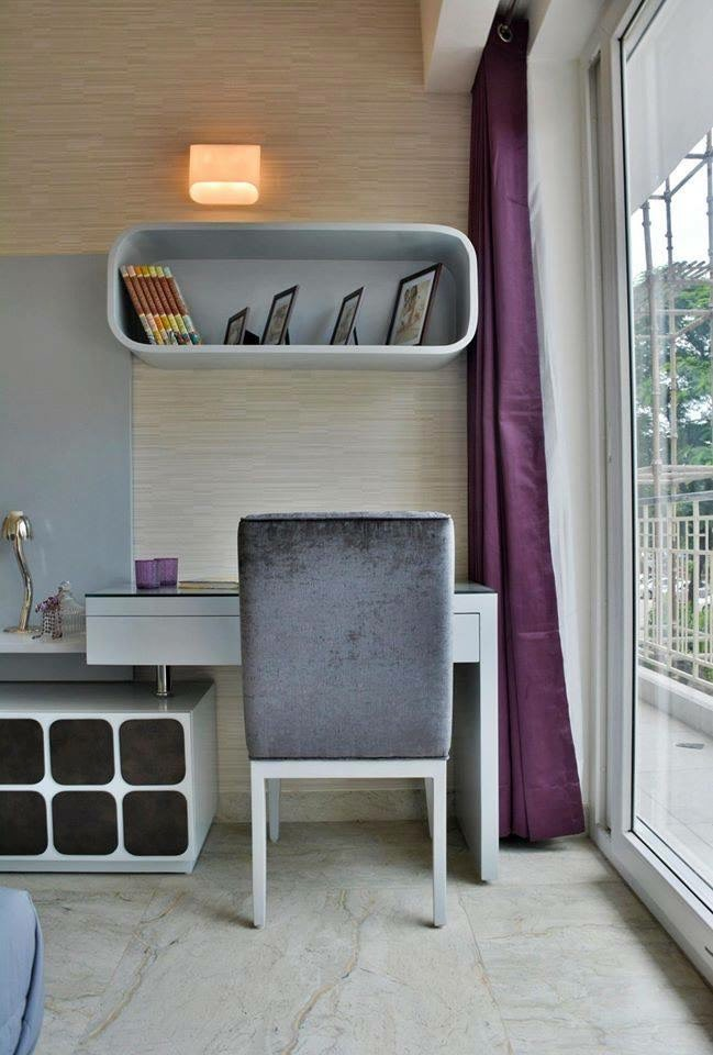 The Study Corner by Parveen Adhana Modern | Interior Design Photos & Ideas