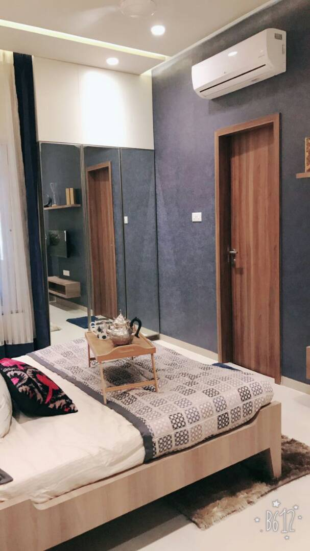 Contemporary Bedroom by Rakesh Dashpute Contemporary   Interior Design Photos & Ideas