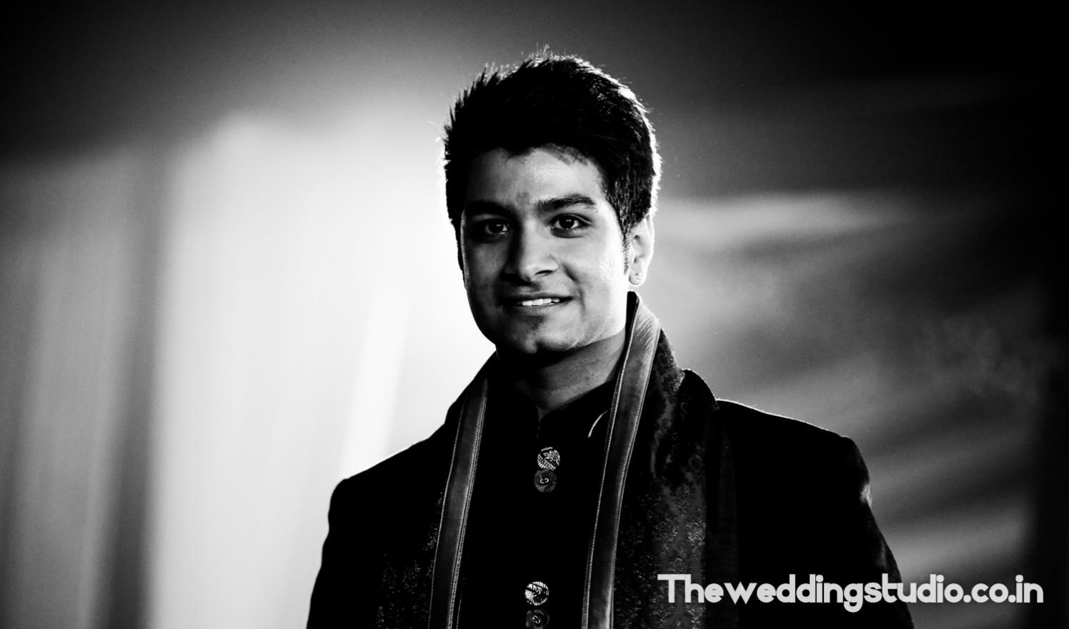 Personable groom by THE WEDDING STUDIO Wedding-photography | Weddings Photos & Ideas