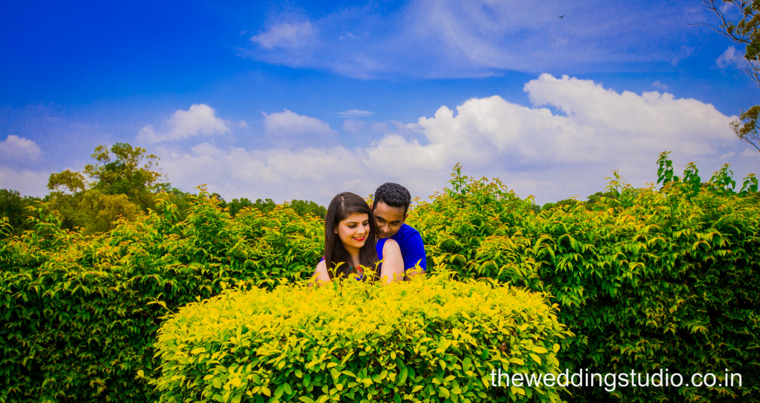 Blessed couple by THE WEDDING STUDIO Wedding-photography | Weddings Photos & Ideas