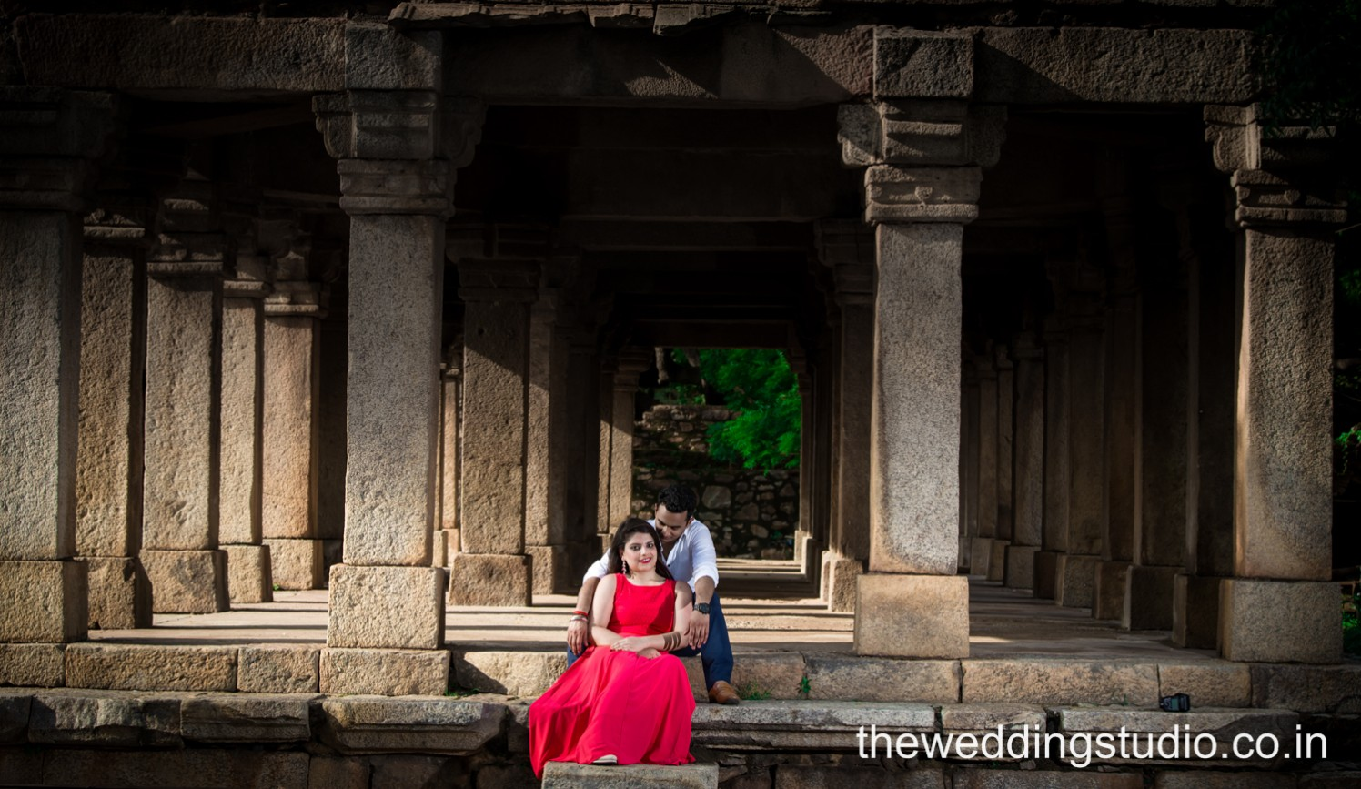 Picturesque duet by THE WEDDING STUDIO Wedding-photography | Weddings Photos & Ideas
