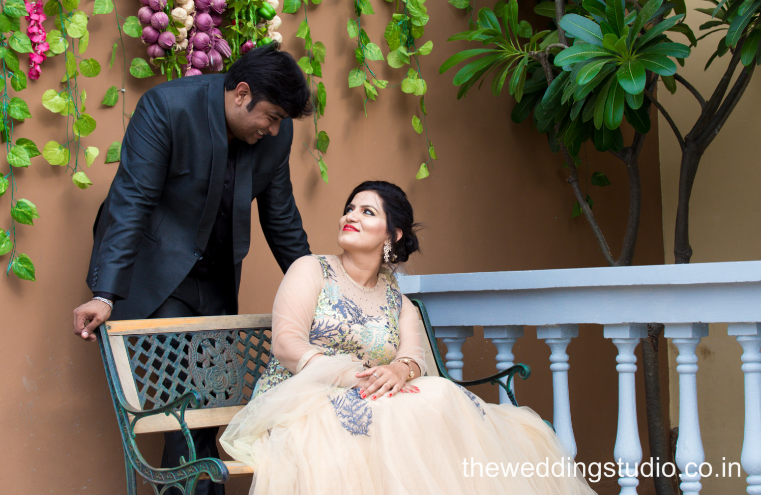 Gaze of love! by THE WEDDING STUDIO Wedding-photography | Weddings Photos & Ideas