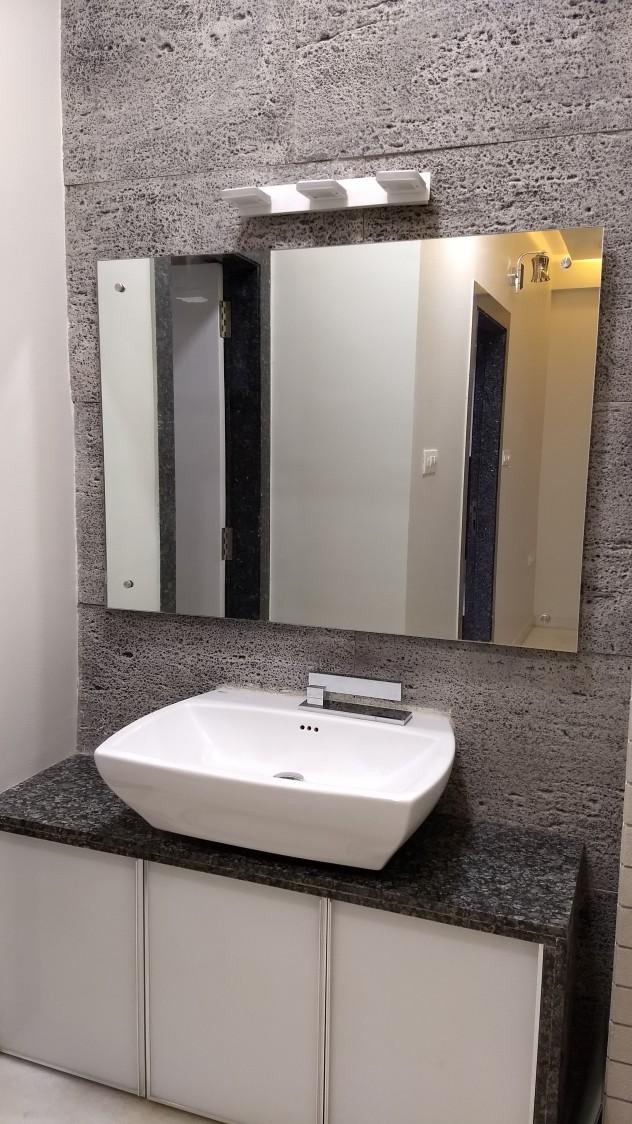 Contemporary Washbasin by Ram PJ Contemporary | Interior Design Photos & Ideas
