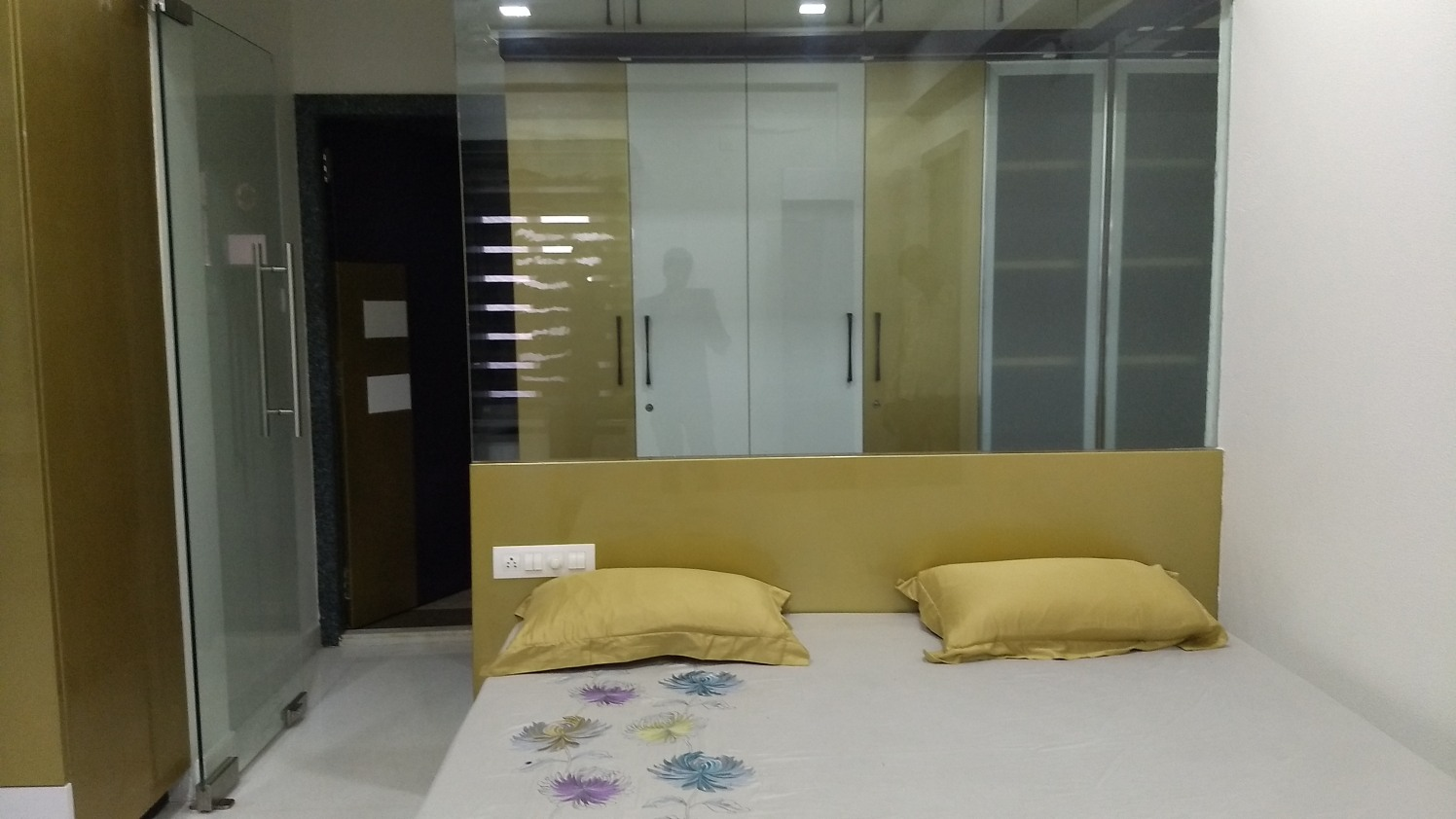 Modern Bedroom by Ram PJ Modern | Interior Design Photos & Ideas
