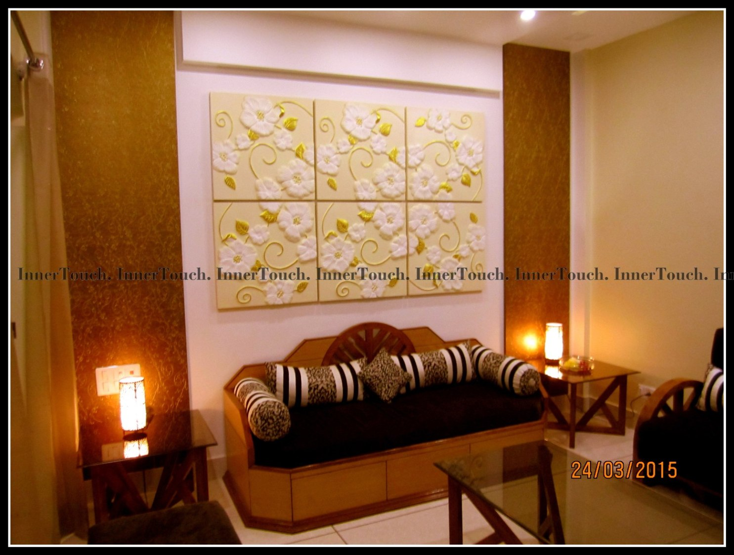 Slouch In Style by Jhumur Ghosh Chaki Contemporary | Interior Design Photos & Ideas