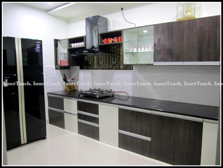 Systematically Sleek by Jhumur Ghosh Chaki Modern | Interior Design Photos & Ideas
