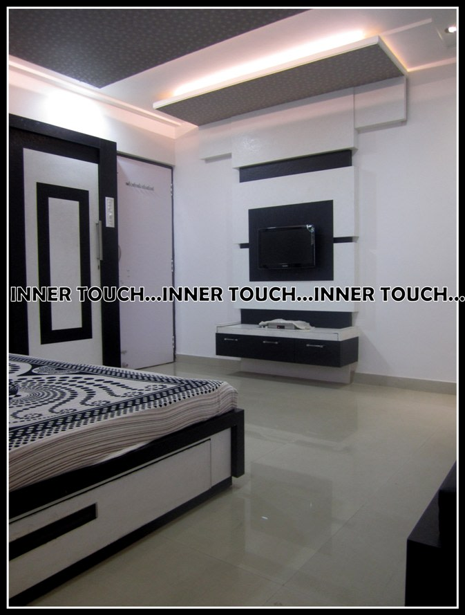 The Monochrome Touch by Jhumur Ghosh Chaki Modern | Interior Design Photos & Ideas