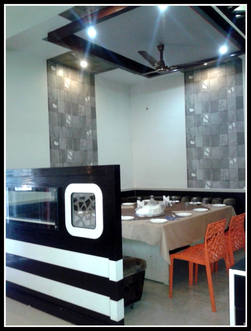 The Tinge of Orange by Jhumur Ghosh Chaki Contemporary | Interior Design Photos & Ideas
