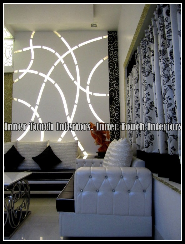White Serenity by Jhumur Ghosh Chaki Contemporary | Interior Design Photos & Ideas