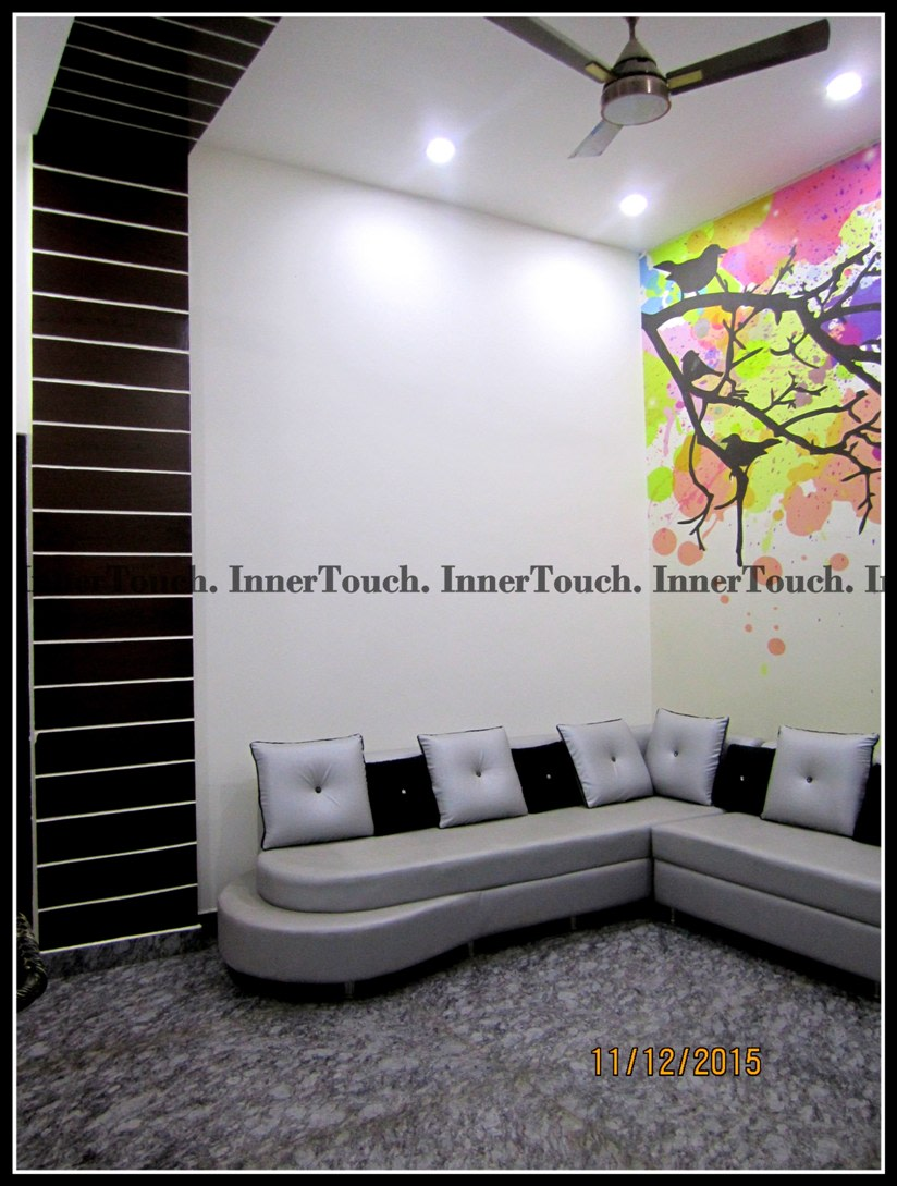 The Floral Connection by Jhumur Ghosh Chaki Contemporary | Interior Design Photos & Ideas