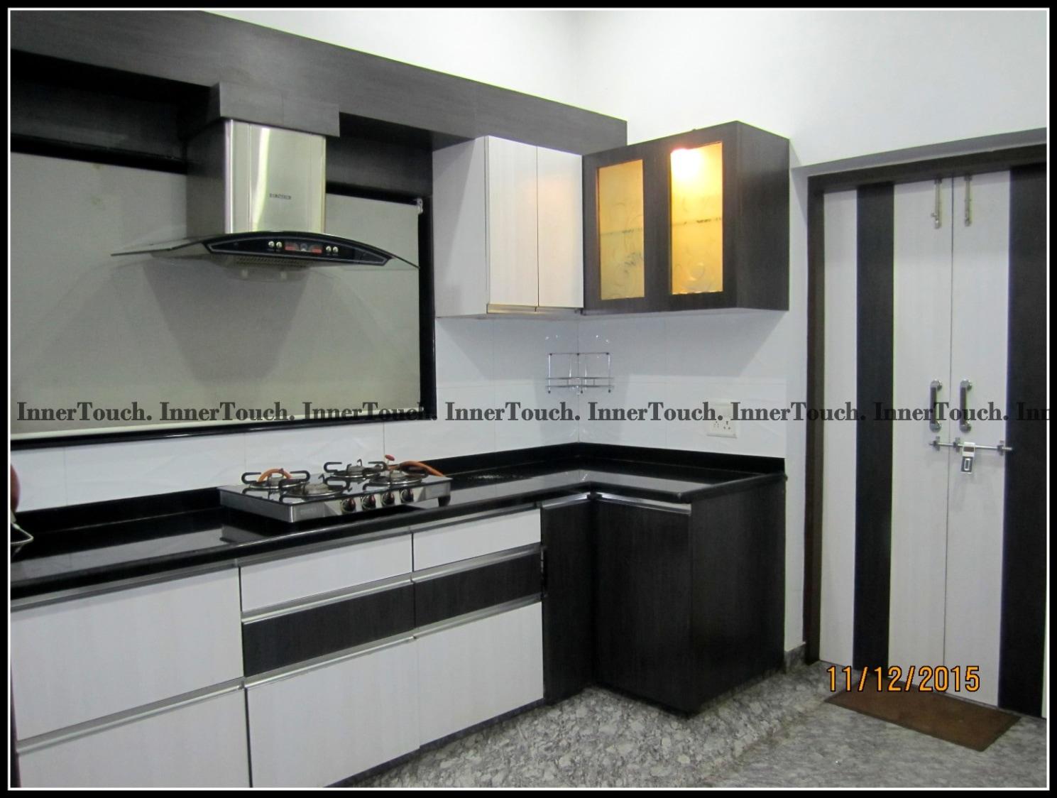 Modernistic Kitchen by Jhumur Ghosh Chaki Modern | Interior Design Photos & Ideas