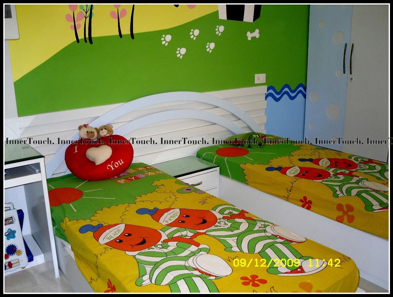 Kindergarten by Jhumur Ghosh Chaki Contemporary | Interior Design Photos & Ideas