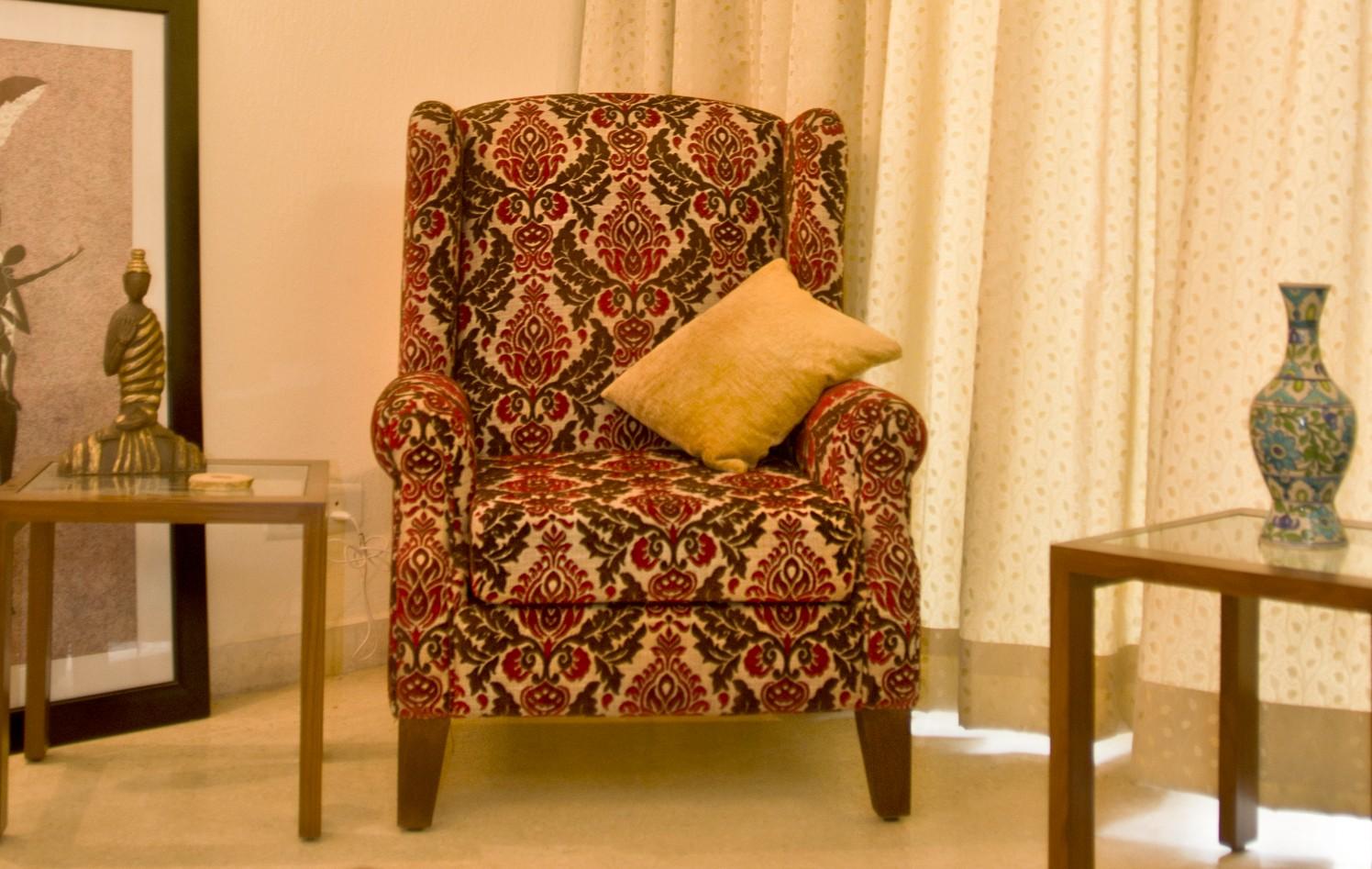 Modern Chair by Diya Kochhar Modern | Interior Design Photos & Ideas