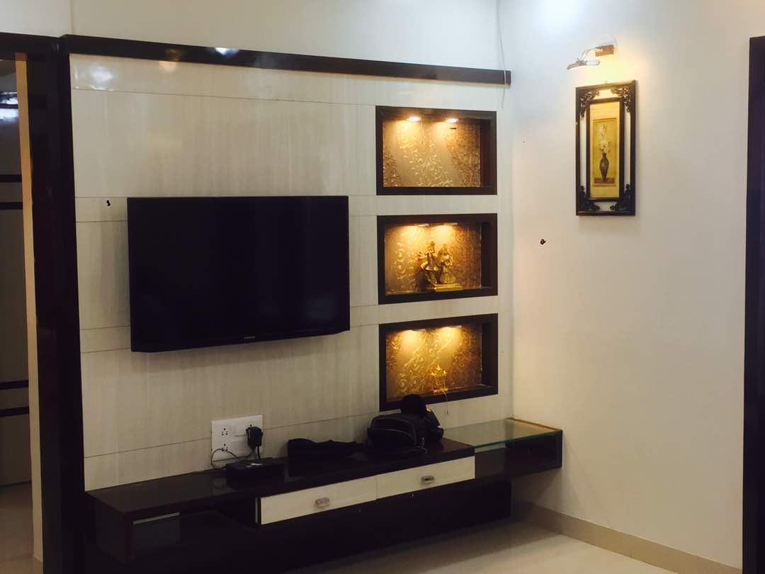 Modern style home by Homedigiland Services Pvt. Ltd. Modern | Interior Design Photos & Ideas