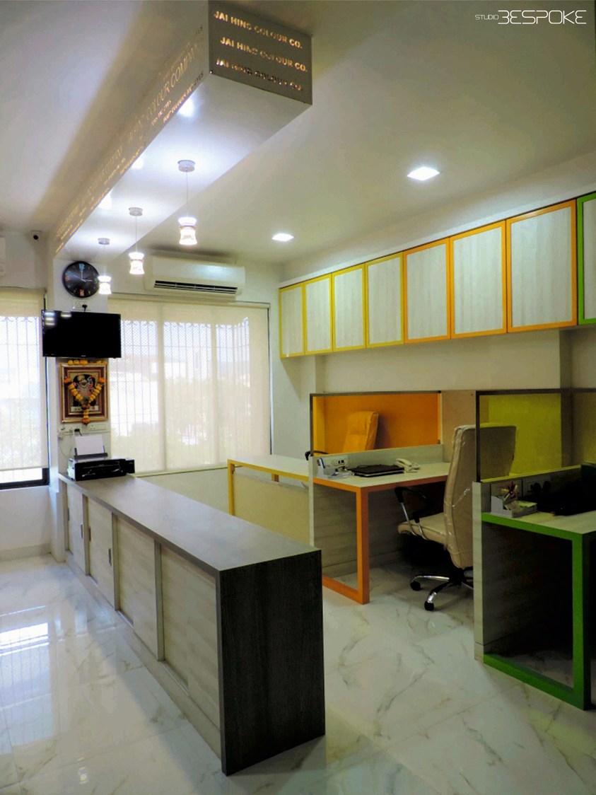 The Work Vibrant by Riddhi Jani Modern | Interior Design Photos & Ideas