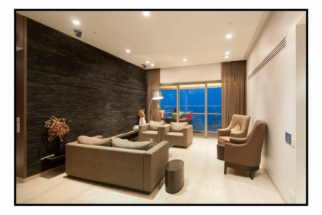 Tranquility by Torn Born Living-room Contemporary | Interior Design Photos & Ideas
