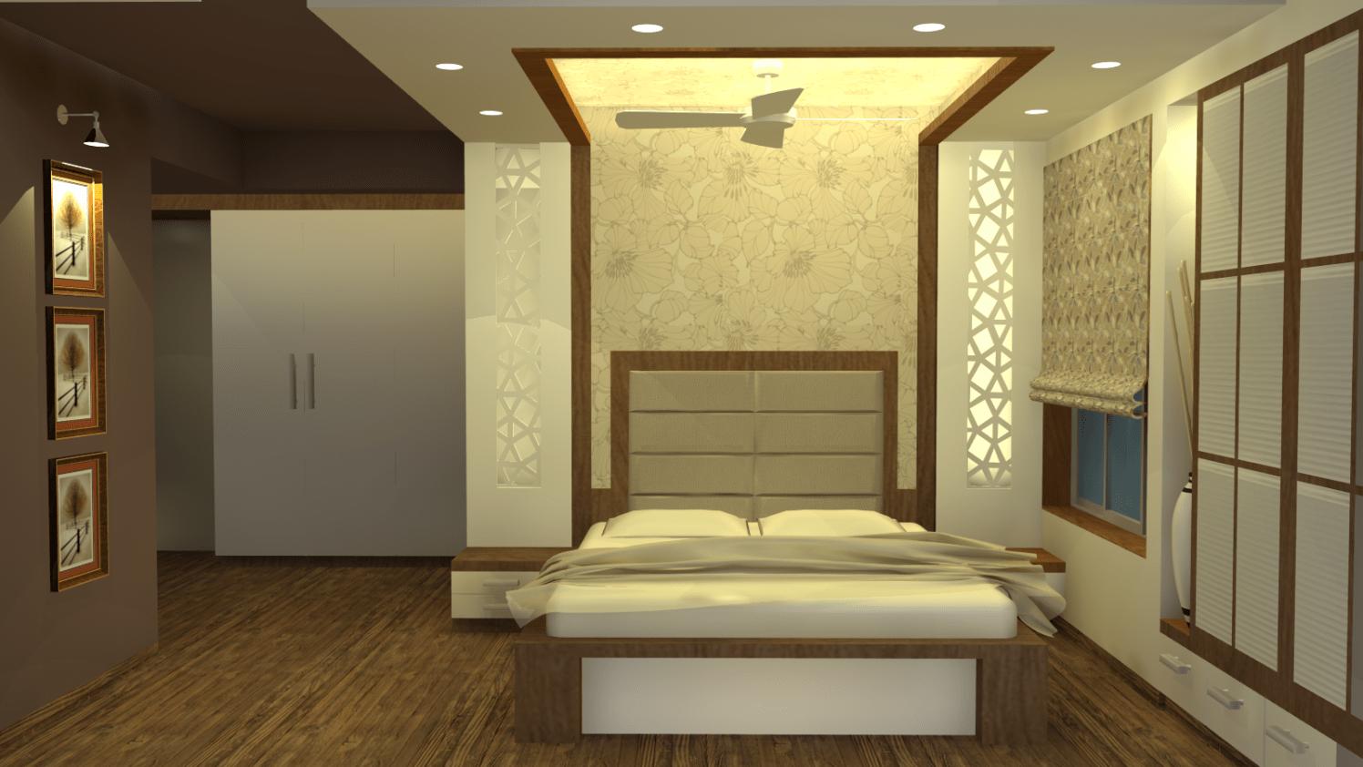 Contemporary Bedroom by Sunil Sathe Contemporary | Interior Design Photos & Ideas