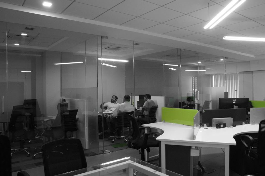 Modern office cabin by Sunil Sathe Modern Contemporary | Interior Design Photos & Ideas