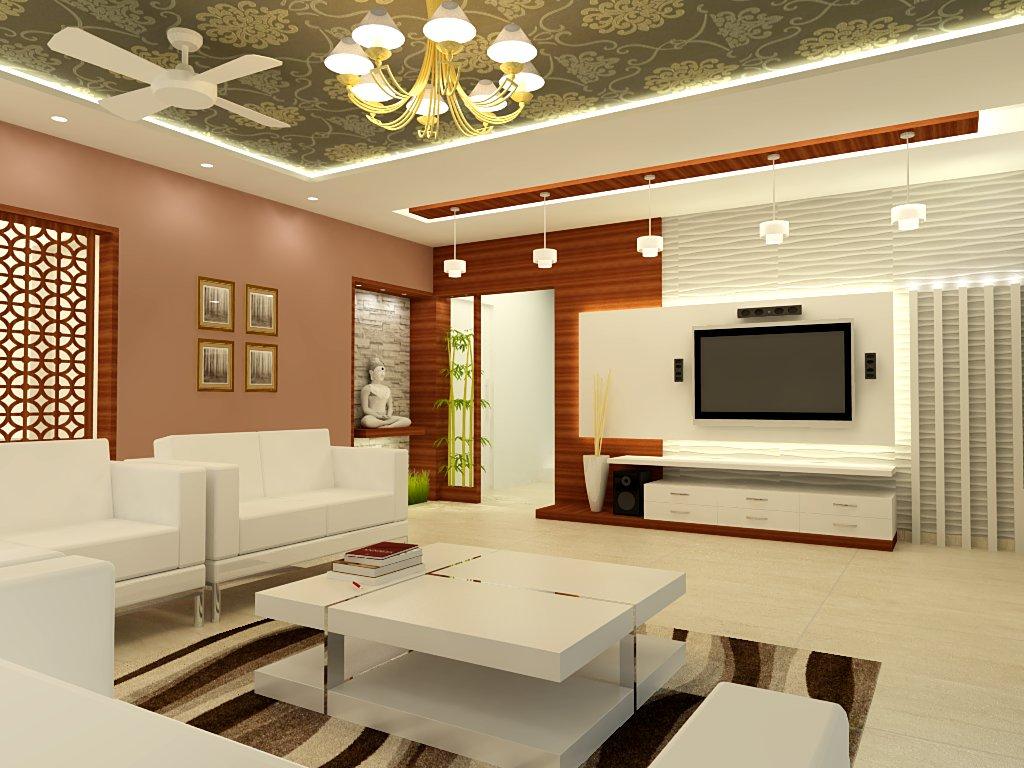 Modern living room by Sunil Sathe Modern Contemporary | Interior Design Photos & Ideas