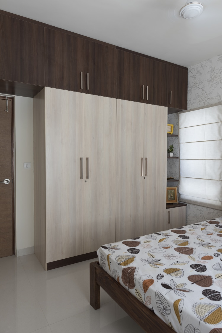 Veneer Closets by HomeLane Bedroom Modern | Interior Design Photos & Ideas