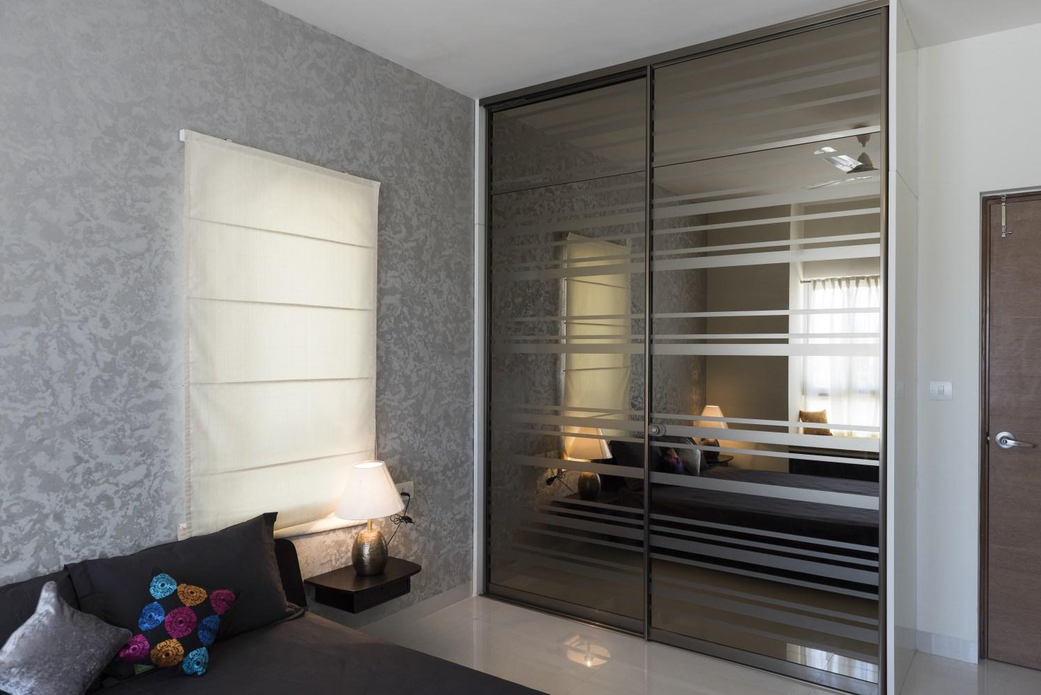 Exquisite Elegance by HomeLane Bedroom Contemporary | Interior Design Photos & Ideas
