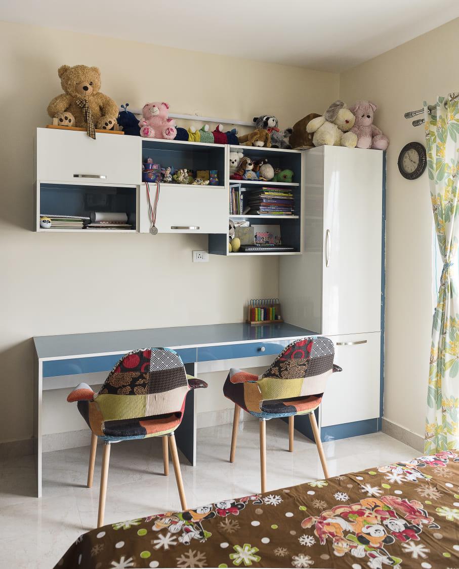 The Fancy Feast by HomeLane Bedroom Contemporary | Interior Design Photos & Ideas