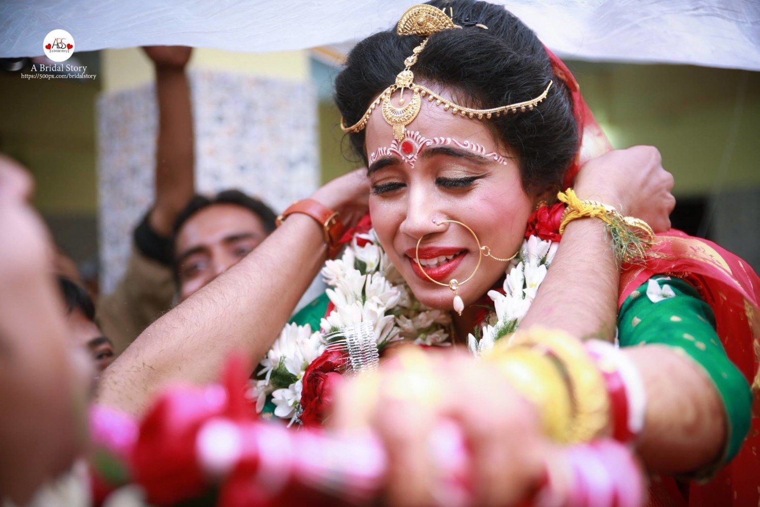 Chubbiness captured by A Bridal Story Wedding-photography | Weddings Photos & Ideas