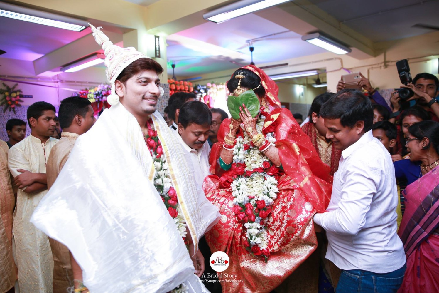 Concealing gape of traditions! by A Bridal Story Wedding-photography | Weddings Photos & Ideas