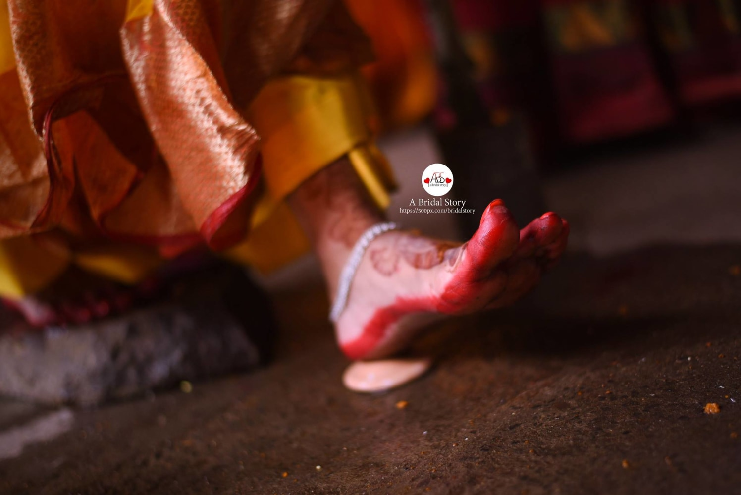 Traditional gesture by A Bridal Story Wedding-photography | Weddings Photos & Ideas
