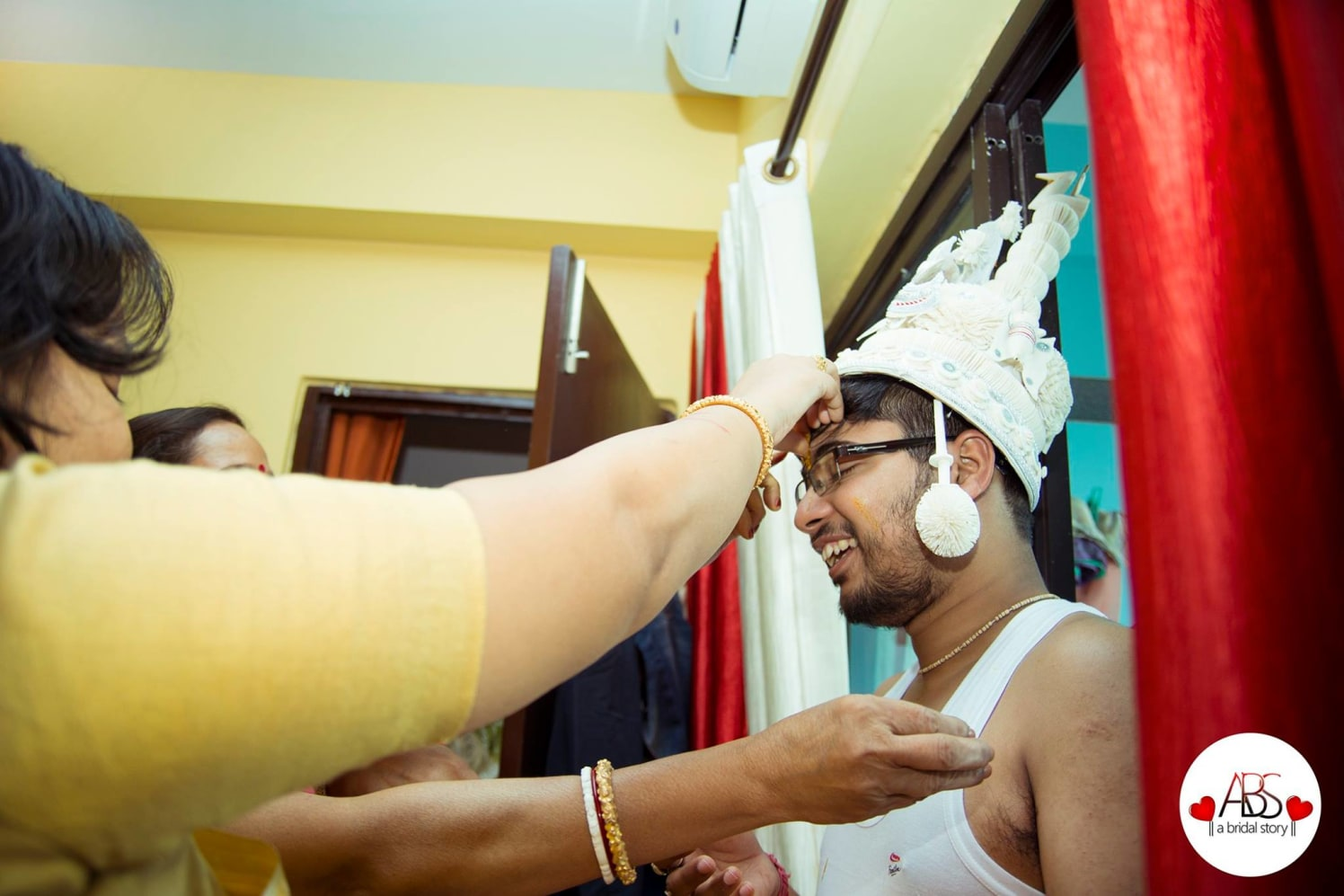 Glorifying the groom! by A Bridal Story Wedding-photography | Weddings Photos & Ideas
