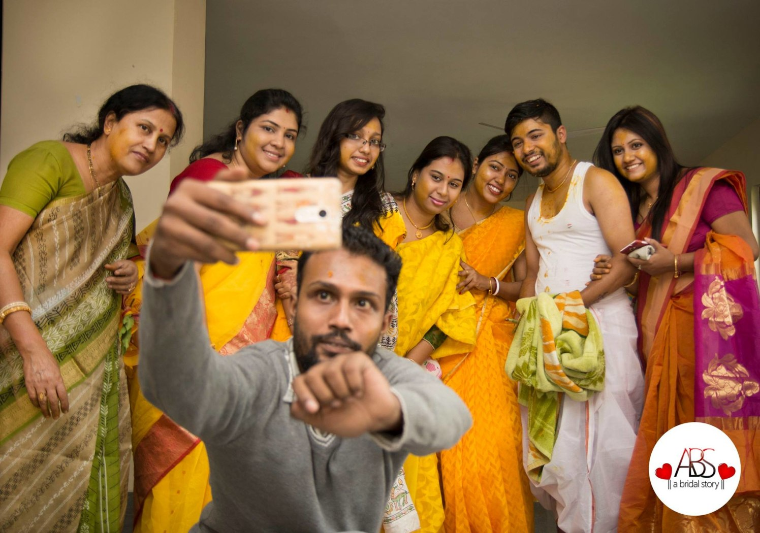 Squad's happiness! by A Bridal Story Wedding-photography | Weddings Photos & Ideas