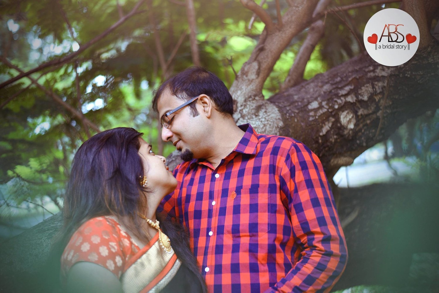 Entangled in eyes! by A Bridal Story Wedding-photography | Weddings Photos & Ideas