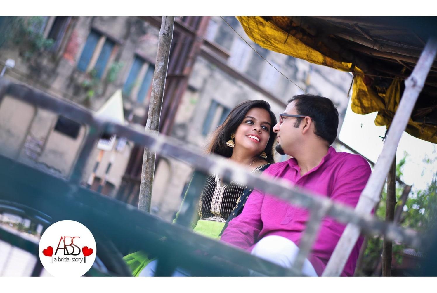 Fetching fondness by A Bridal Story Wedding-photography | Weddings Photos & Ideas