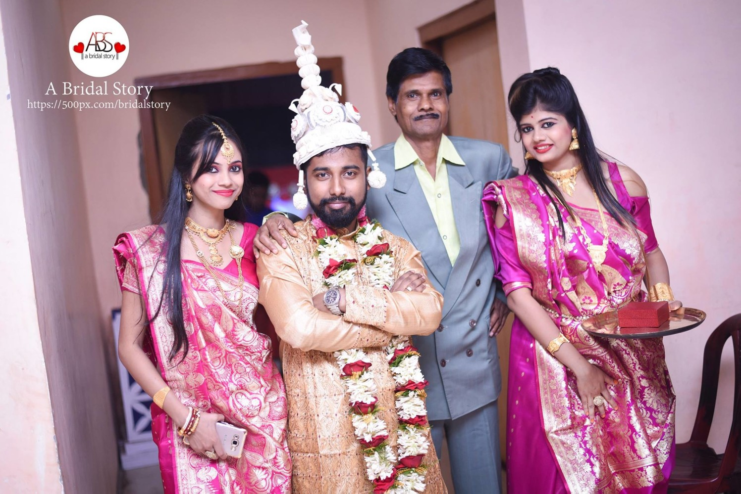 Joy with family! by A Bridal Story Wedding-photography | Weddings Photos & Ideas