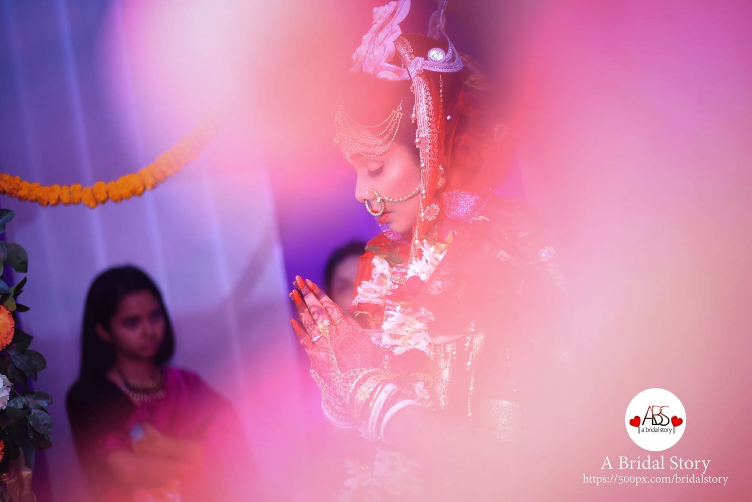 Glittered peer by A Bridal Story Wedding-photography | Weddings Photos & Ideas