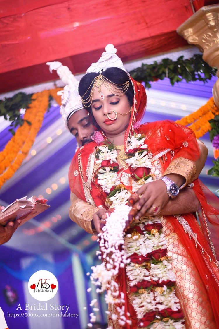 Shot of congenial oneness! by A Bridal Story Wedding-photography | Weddings Photos & Ideas