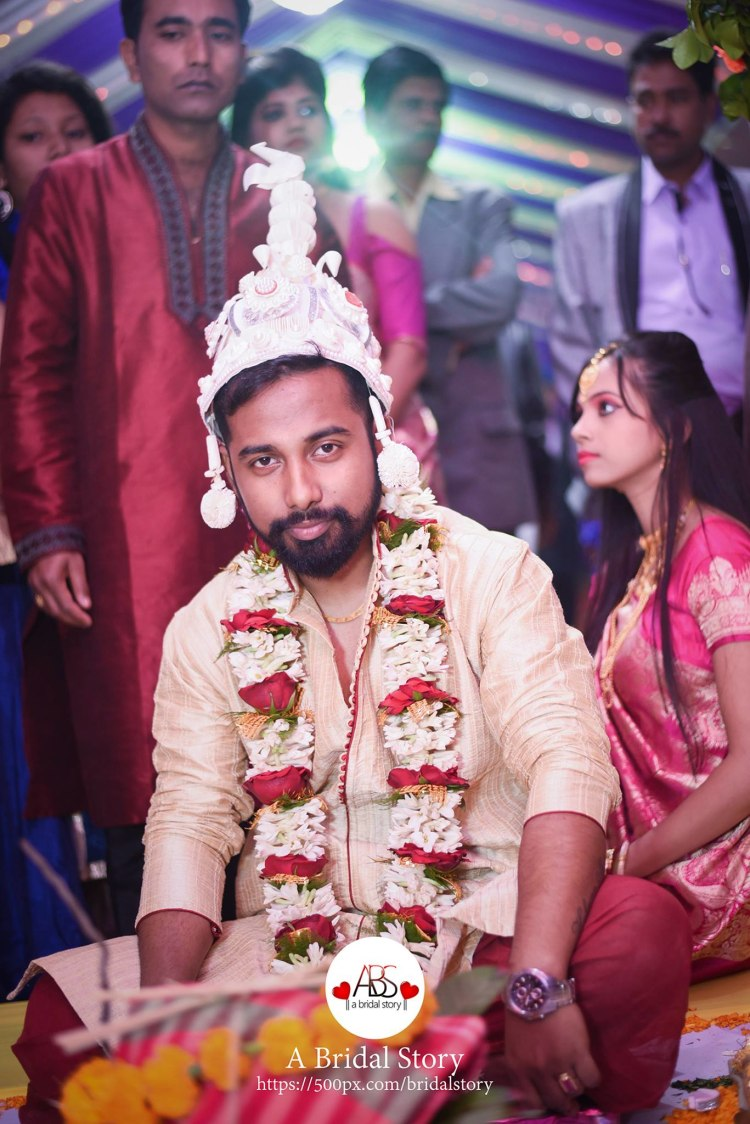 Well suited bengali groom by A Bridal Story Wedding-photography | Weddings Photos & Ideas