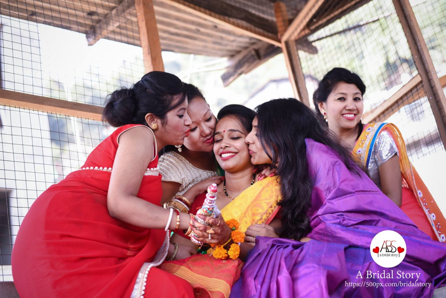 Endearing love by A Bridal Story Wedding-photography | Weddings Photos & Ideas