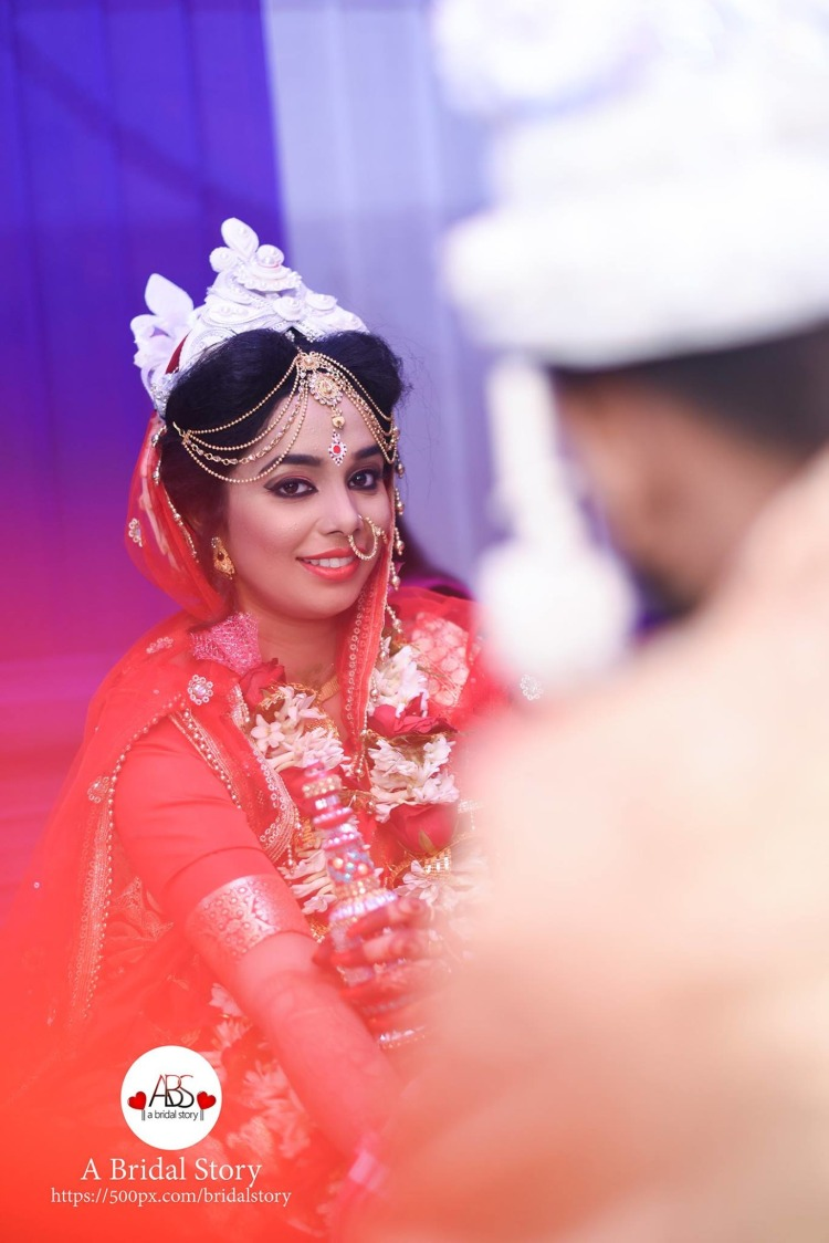 Gracious look by A Bridal Story Wedding-photography | Weddings Photos & Ideas